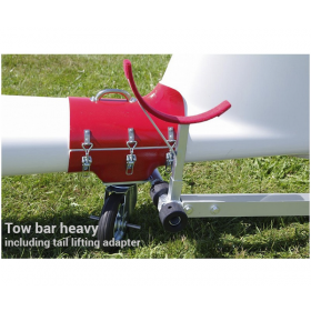Tow bar heavy