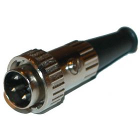 PREH DIN connector 3-pin, male
